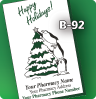 B-92 Holiday Design