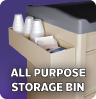 All Purpose Storage Bin