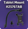 Tablet Mount w/Arm