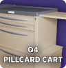 Q4-750 Pill Card Cart - Item #2104