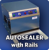 Rails, for AutoSealer 1001