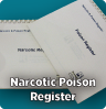 Combination Narcotic / Poison Register