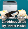 Cartridge List by Printer Model