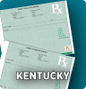 Kentucky Prescription Pads