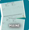 Maine Prescription Pads
