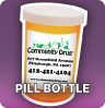 Pill Bottle Magnet