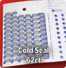 62ct Cold Seal