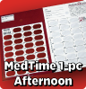 MedTime Afternoon 1-piece