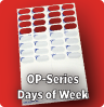 OP-Series Days of Week