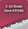Replacement Blade for C-22 Dispenser