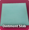 Glass Ointment Slab